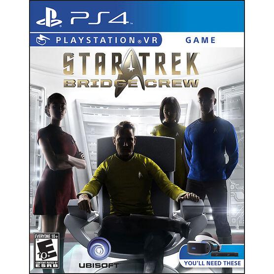 PS VR Star Trek: Bridge Crew