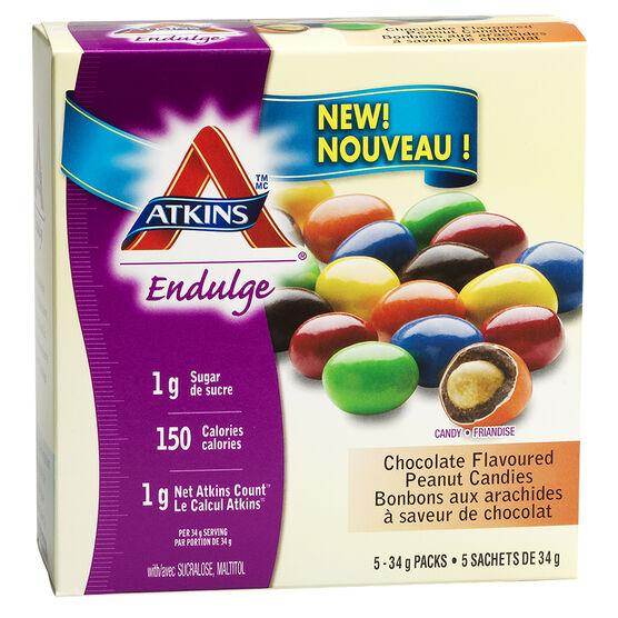 Atkins Endulge - Chocolate Peanut - 5 x 34g