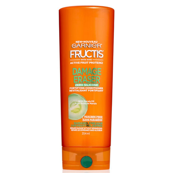 Garnier Fructis Damage Eraser Zero Silicone Conditioner - 354ml