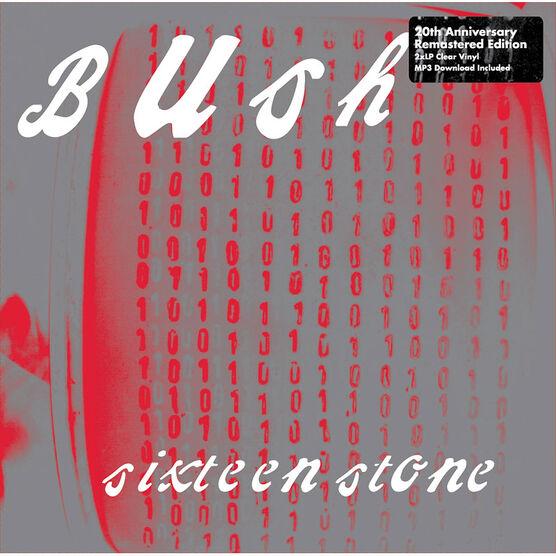 Bush - Sixteen Stone - 2 LP Vinyl