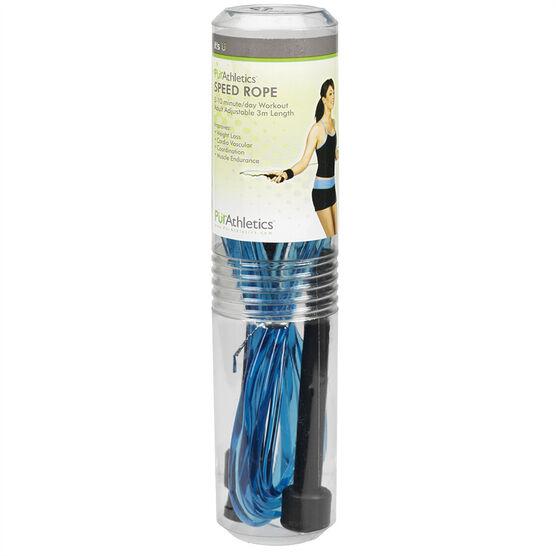 PurAthletics Speed Rope - Blue - WTE10069B