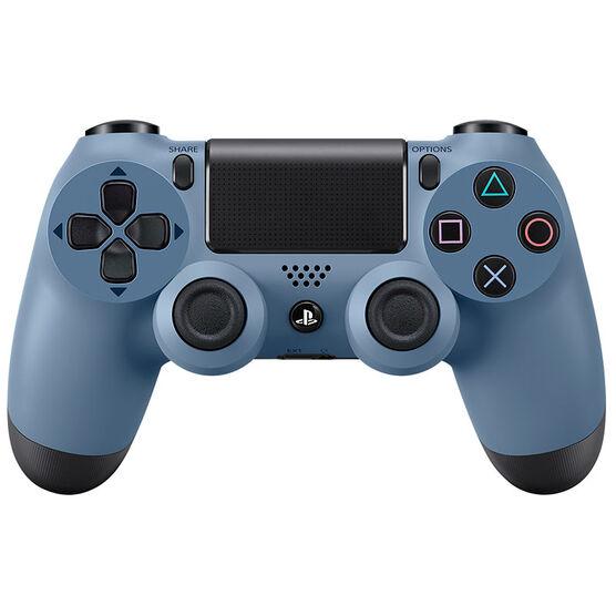 PS4 DualShock 4 Gray Blue Wireless Controller