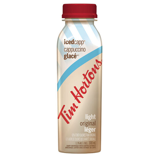 Tim Hortons Ice Capp - Light Original - 300ml