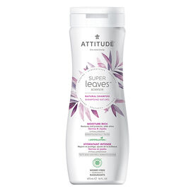 Attitude Super Leaves Science Natural Shampoo - Moisture Rich - 473ml