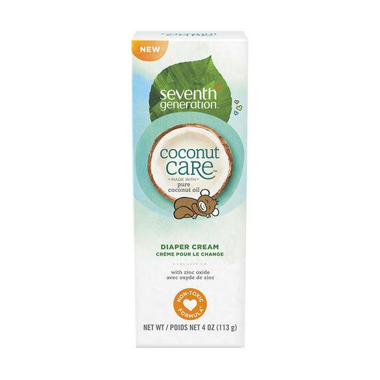 Seventh Generation Coconut Care Diaper Cream - 113g
