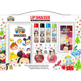 Lip Smacker Disney Holiday Cosmetics Gift Set - Tsum Tsum