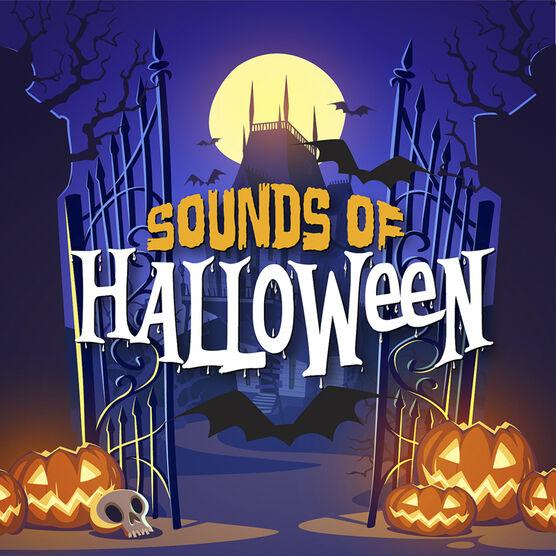 Various Artists - Sounds of Halloween - CD