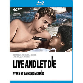 Live And Let Die (1973) - Blu-ray