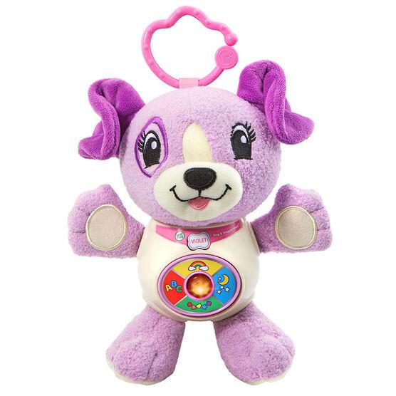 LeapFrog Sing and Snuggle Violet - 80601801
