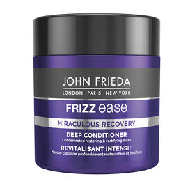John Frieda Frizz Ease Miracle Recovery Deep Conditioning Mask - 150ml