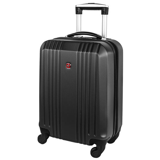 Swiss Gear Delemont Carry On - Charcoal - SW44270