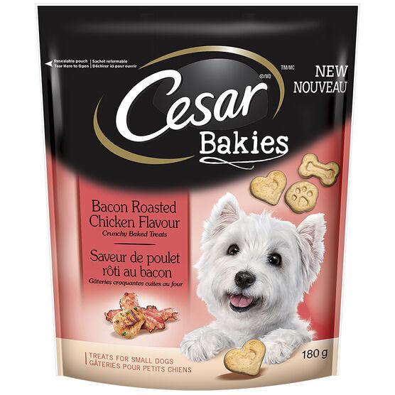 Cesar Bakies Treats - Bacon Roasted Chicken - 180g