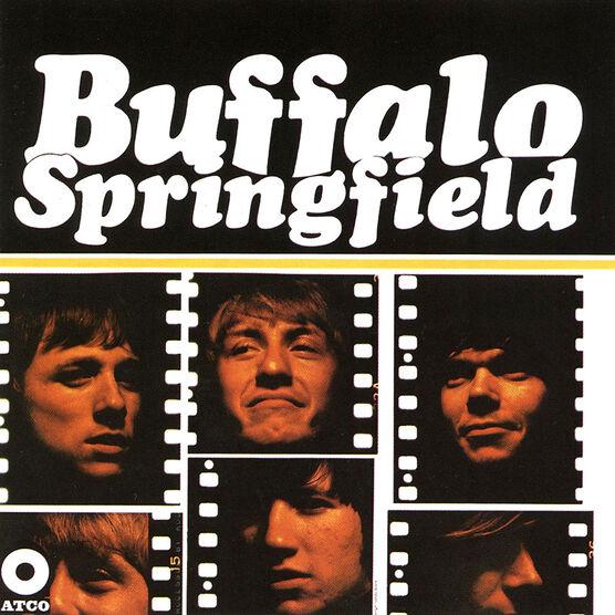 Buffalo Springfield - Buffalo Springfield - CD