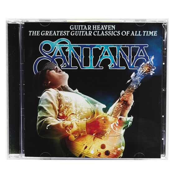 Santana - Guitar Heaven: The Greatest Guitar Classics of All Time - CD