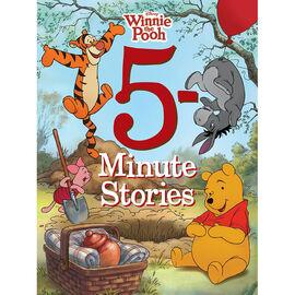 Winnie The Pooh 5-Minute Stories