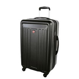 "SwissGear Glarus Collection Expandable Upright Luggage - Black - 24"""