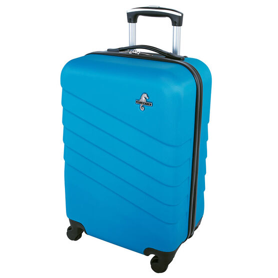 """Atlantic Expandaire Collection 20"""" Hardside Luggage - Turquoise"""