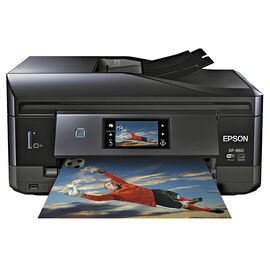 Epson Expression Photo XP-860 All-in-One Printer - C11CD95201
