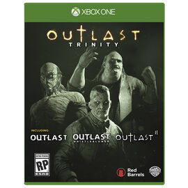 Xbox One Outlast Compilation