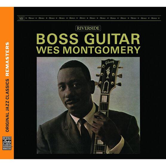 Wes Montgomery - Boss Guitar (Original Jazz Classics Remastered) - CD