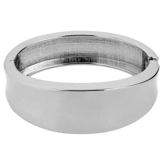 Haskell Silver Cuff Bracelet