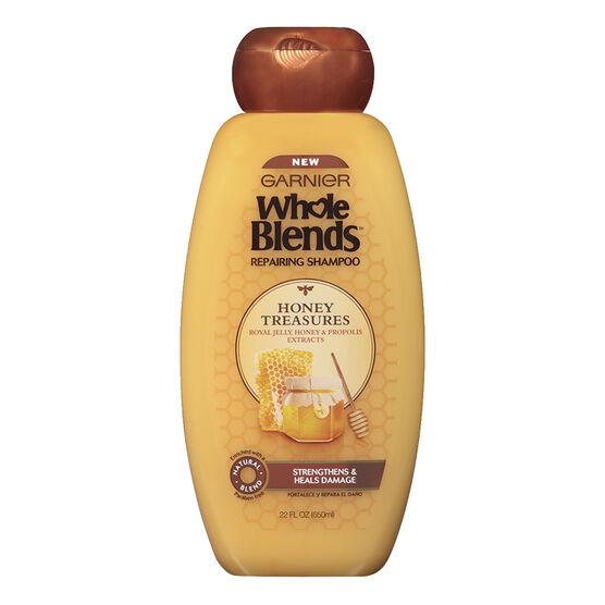 Garnier Whole Blends Repairing Shampoo - Honey Treasures - 650ml