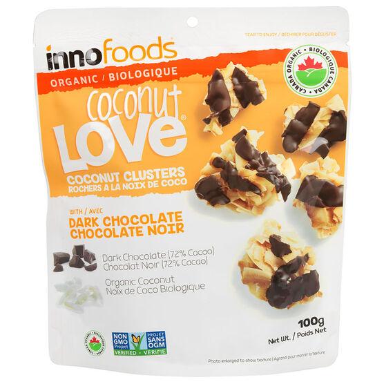 Inno Coconut Love - Dark Chocolate - 100g