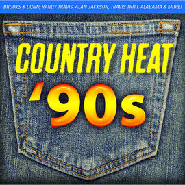 Various Artists - Country Heat '90s - CD