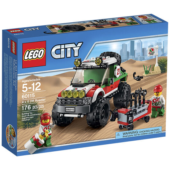 Lego City - 4x4 Off Roader