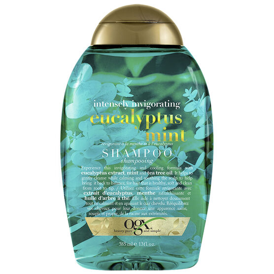 OGX Intensely Invigorating Eucalyptus Mint Shampoo - 385ml