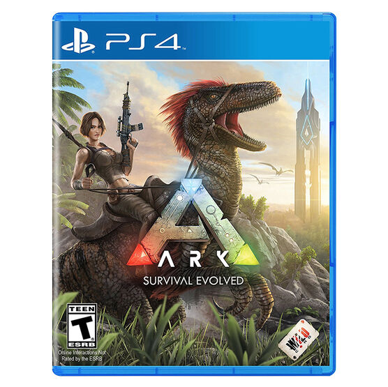 PS4 ARK - Survival Evolved