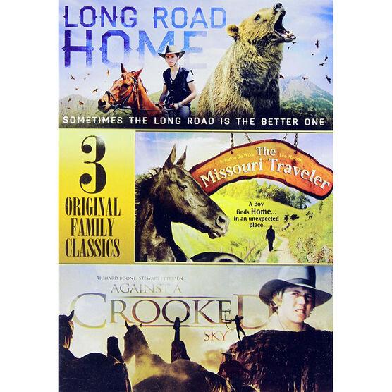 3 Original Family Classics - DVD