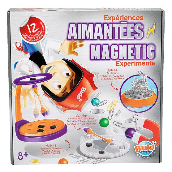 Buki Sciences - Magnetic Experiments