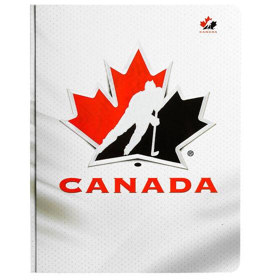 Hockey Canada Paper Folder