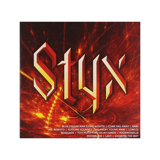 Styx - Icon - CD