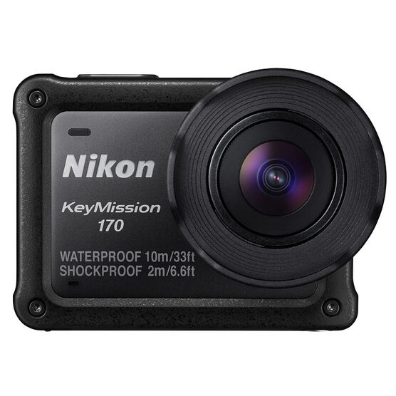 Nikon KeyMission 170 - Black - 50454