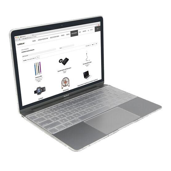 Logiix Phantom Keyboard Shield - Clear - LGX-12124