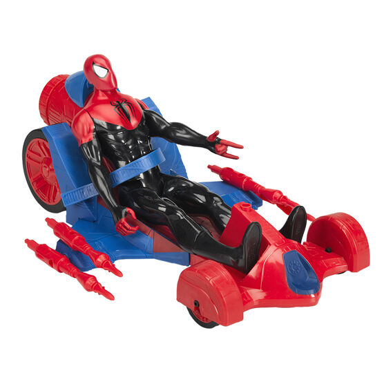 Spiderman Titan Heroes Racer