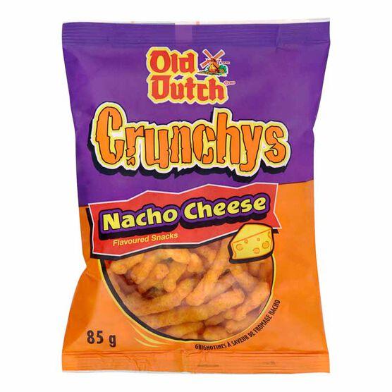 Old Dutch Crunchys - Nacho Cheese - 85g