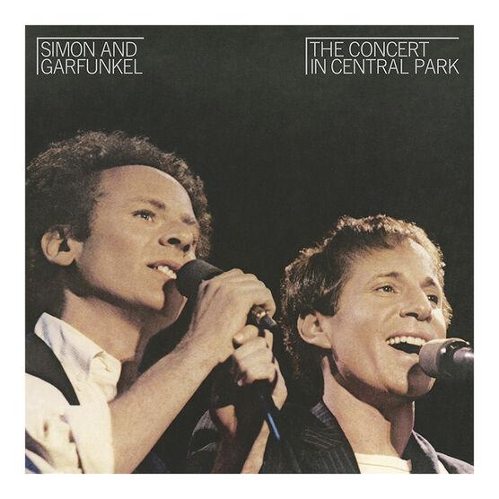 Simon and Garfunkel - The Concert in Central Park - Vinyl