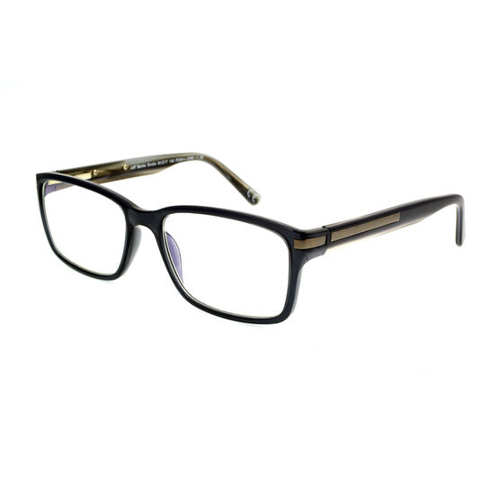 Foster Grant Brockton Reading Glasses - Black/Bronze - 2.00