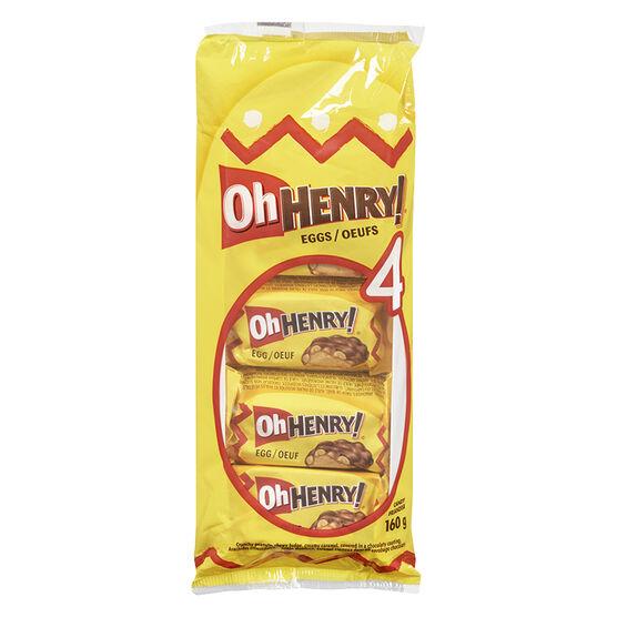 Hershey Eggs Oh Henry! - 4 pack / 160g