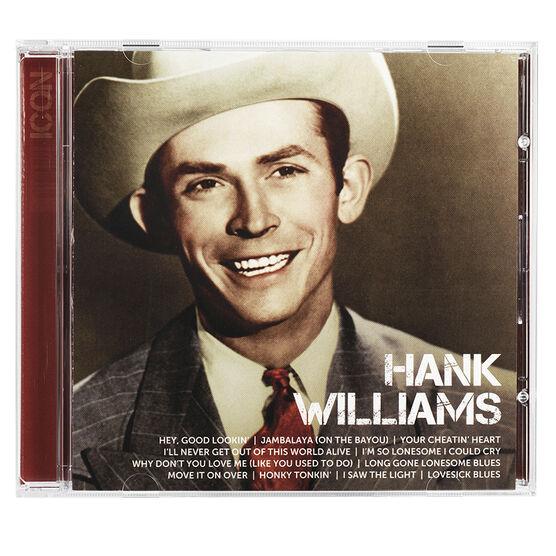 Hank Williams - Icon - CD