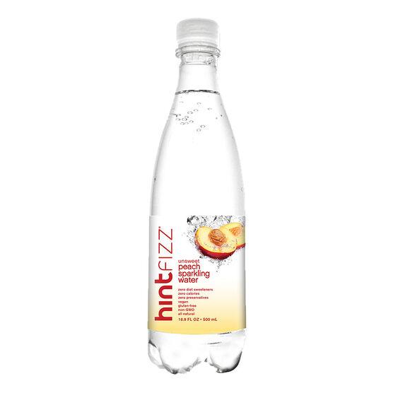 Hint Fizz Enhanced Water - Peach - 500ml