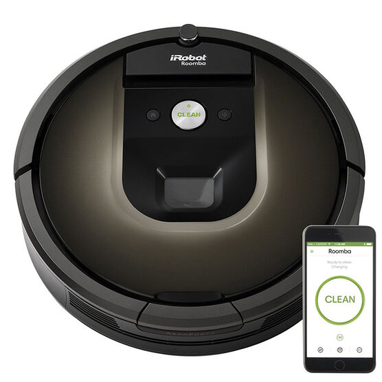 Roomba® 980 Wi-Fi® Connected Vacuuming Robot - R980020