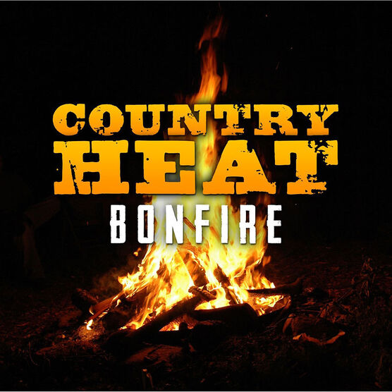Various Artists - Country Heat: Bonfire - CD