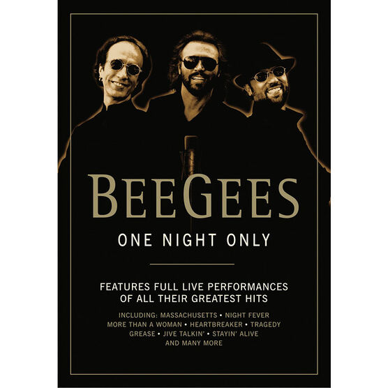 Bee Gees: One Night Only (Anniversary Edition) - DVD