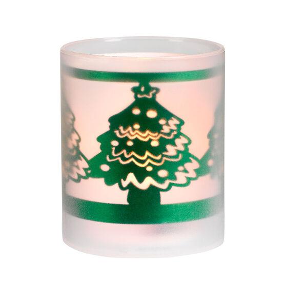 Night Splendor Tea Light Cup - Assorted