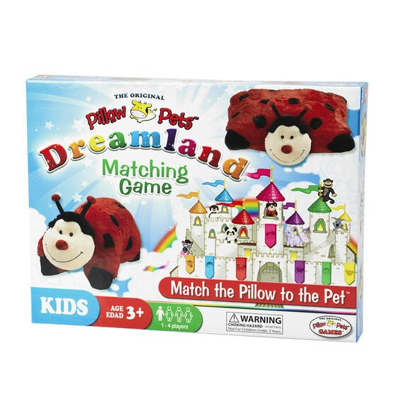Pillow Pets Matching Game - TY-01170