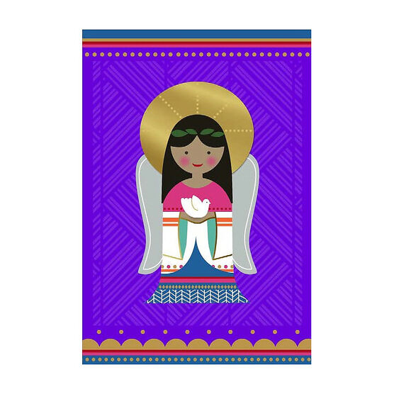 Unicef Christmas Cards - Angel - 12 count - Assorted